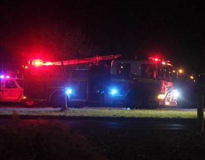 Parade Road Crash - Drunk Driver 24092020