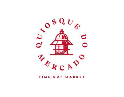 Quiosque do Mercado - Branding