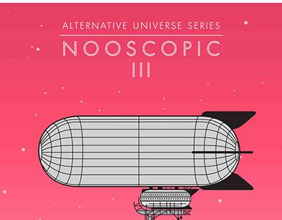Nooscopic I - IV (A2 Print)
