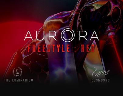 Aurora - Exhibition II RED