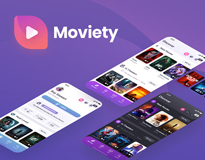 Moviety - Your Movies Community