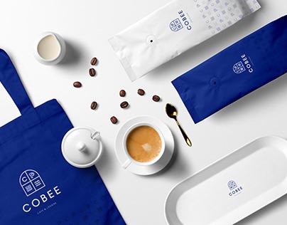 COBEE CAFE & LOUNGE LOGO