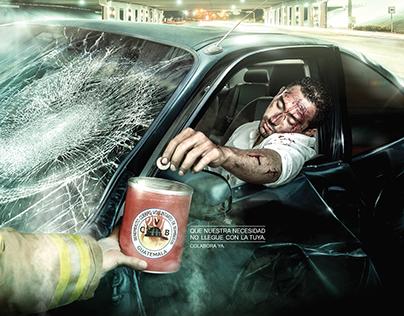 Volunteer Firefighters Accidents