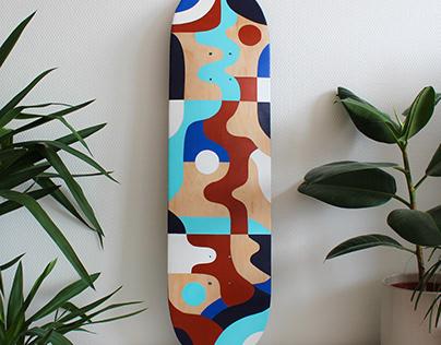Skate : Coral