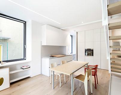 D/069 ristrutturazione appartamento
