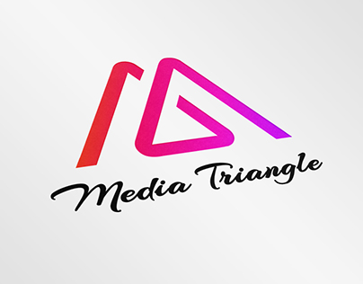 Logo creation and Branding for Media Triangle
