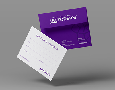 LACTODERM — Gel for intimate hygiene