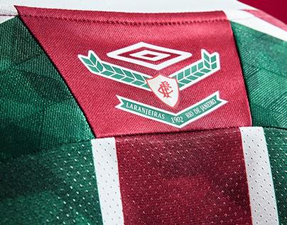 Fluminense Football Club - Rebrand Concept