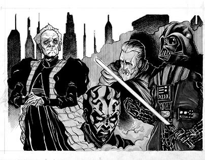 Sith Apprentices