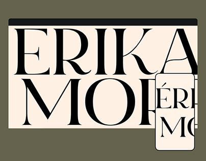 Erika Moreira Portfolio