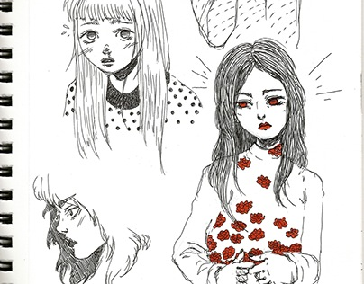 January 2017 Sketches