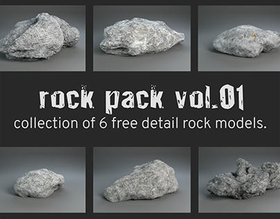 FREE Rock Pack vol.01