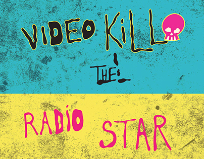 Video kill the radio star