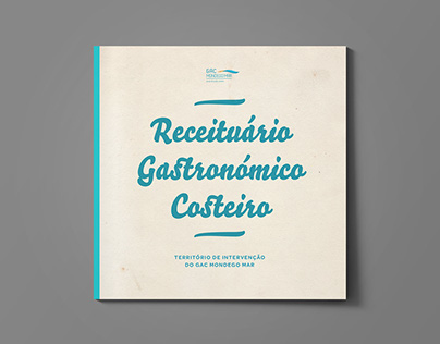 Book: Receituário Gastronómico Costeiro