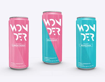 WONDER - bebida energizante