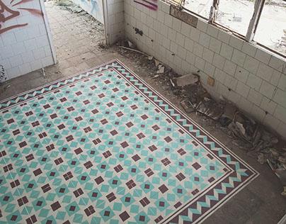 Floors Installation 'Amada'