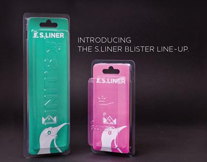 Blister Pack Design - S.LINER
