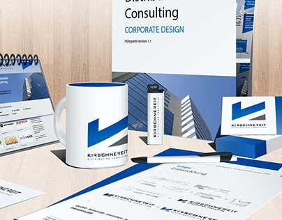 Corporate Design Kirschnereit Distribution Consulting