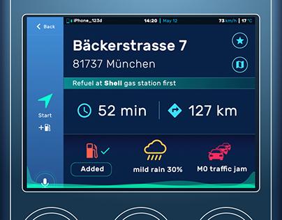 CIC | Car Interface Control