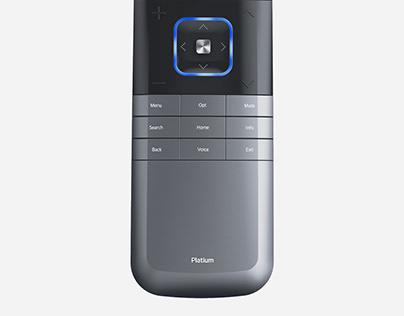 Platium_remote settop