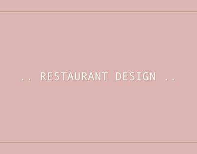 RESTAURANT DESIGN / NOBU