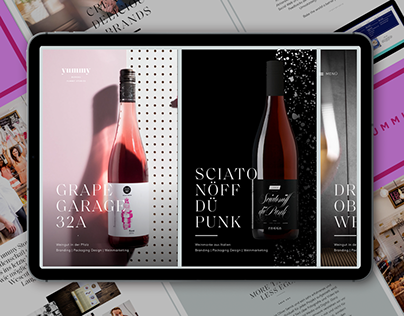 Yummy Stories — Design Bureau Portfolio