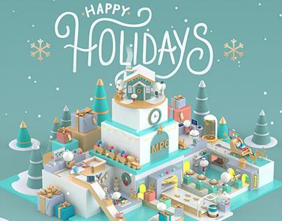MPC 2018 Holiday Card