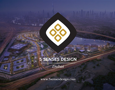 5 SENSES DESIGN // Corporate identity