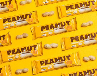 Pellito - Peanut Caramel Bar