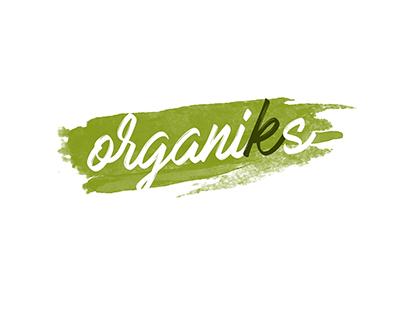 Organiks Logo
