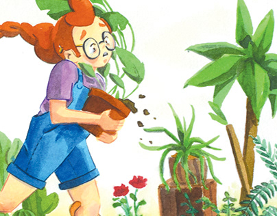 I love plants