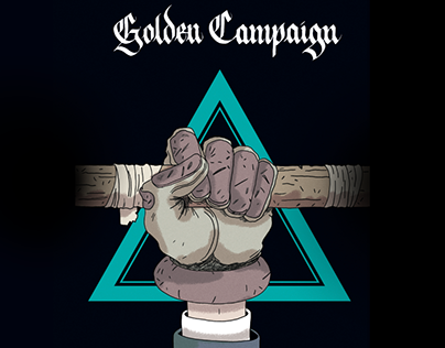 Golden Campaign Comic Vol3