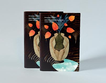Oprawa graficzna i skład tomiku poezji K.Platelisa