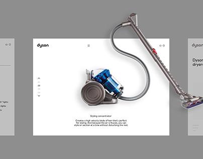 Dyson - Interaction Design