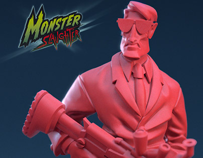 Monster Slaughter - MIB