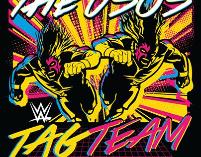WWE Branding/Apparel Designs