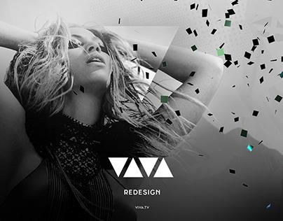 VIVA Redesign 2016