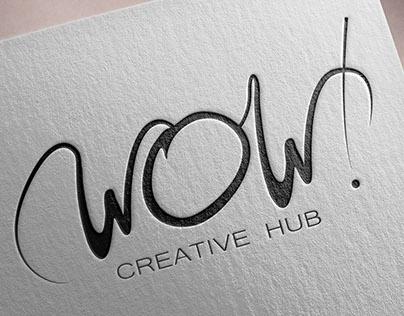 WOW!Creative hub logo/branding/web-design