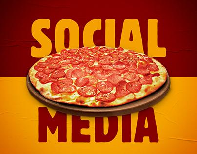 Social Media | Pizza