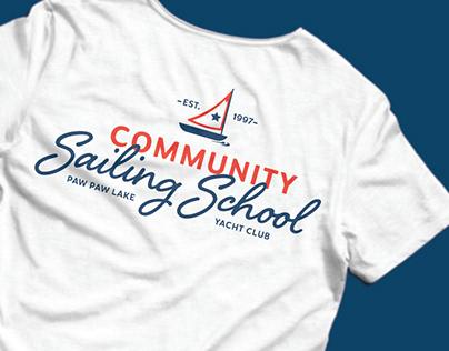 Paw Paw Lake Yacht Club Community Sailing School