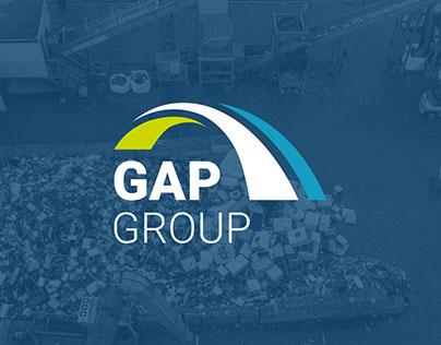 GAP Group UK | Brand Identity