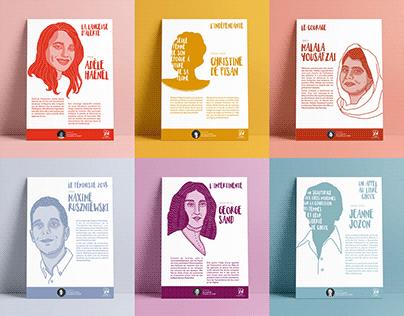 Exposition du CESER - Campagne de communication