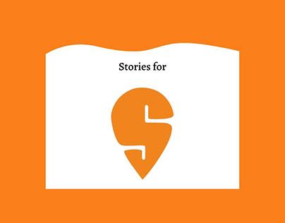 Swiggy Stories