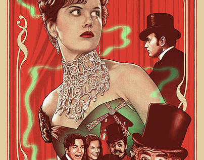 MOULIN ROUGE alternative movie poster