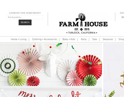 Wordpress E-commerce website with woocommerce