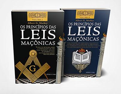 Projeto de Capa | Os Princípios das Leis Maçônicas