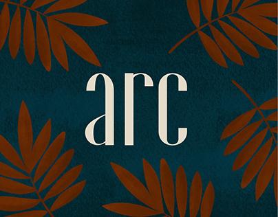 ARC - Brand design