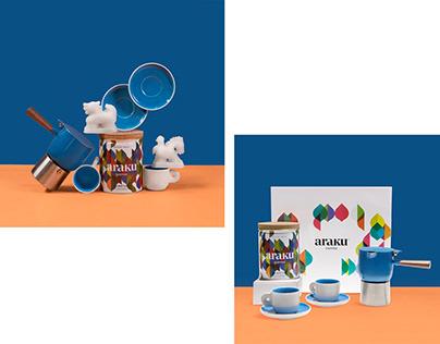 Product Shoot ( ARAKU COFFEE )