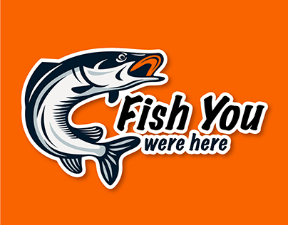 Logo - Fish You Were Here