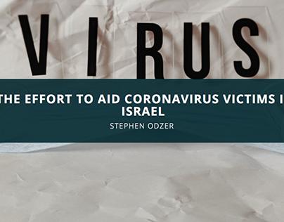 Stephen Odzer Talks About the Effort to Aid Coronavirus